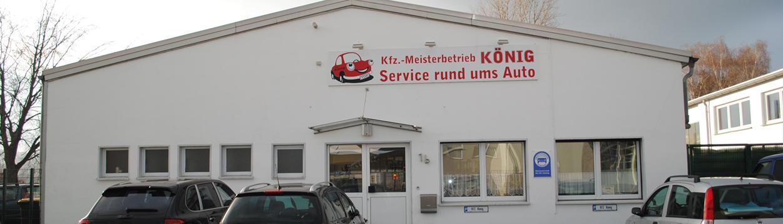 KFZ Meisterbetrieb König
